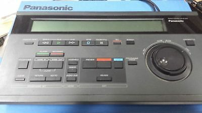 Panasonic Vw-Ec300E Table De Montage Video Edit / Editing Controller As New