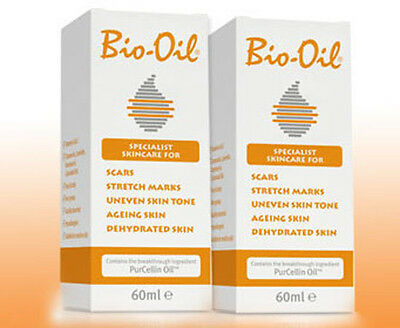 Bio-Oil Skincare for Scars Stretch Marks uneven skin tone, aging dry skin 60ml