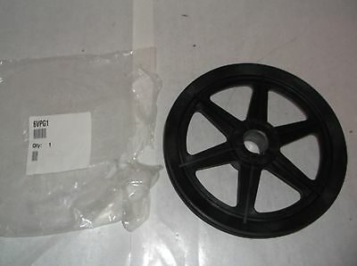 "NEW FENNER DRIVES AFD84100 V-Belt Pulley, 1""Fixed, 8.25""OD, Nylon (C28T)"