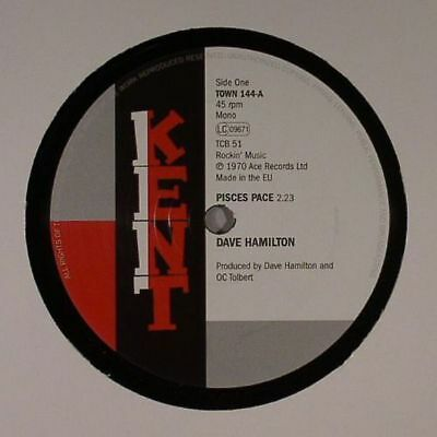 "HAMILTON, Dave/THE BARRINO BROTHERS - Pisces Pace - Vinyl (7"")"