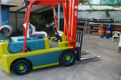 "Australian Forklift ""Royce Rolls"" Aftco 2.5 ton"