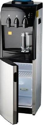 New Aquaport AQP 3Tap SS Water Cooler - with Fridge Style Chiller
