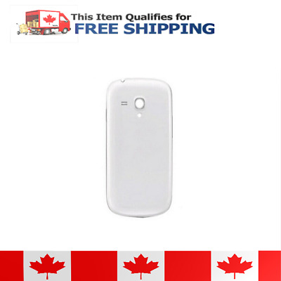 Samsung Galaxy S3 Mini White Battery Door Replacement Cover