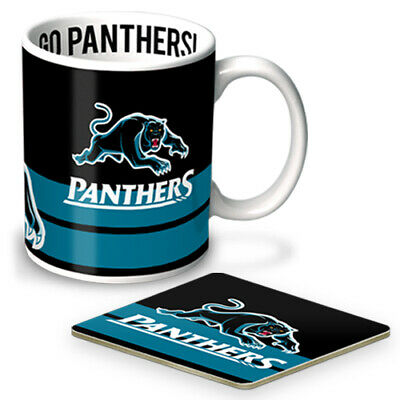NRL Penrith Panthers TEAM Premiership History Ceramic Coffee Mug Cup Gift