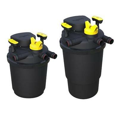 Pressurised Pond Filter UV PRESSURE FLO Laguna - Koi Fish - Easy Clean System