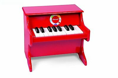 JANOD PIANO CONFETTI Musical toys. Delivery is Free