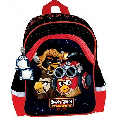 Angry Birds Star Wars Sac A Dos Cartable Ecole Maternelle Et Loisirs