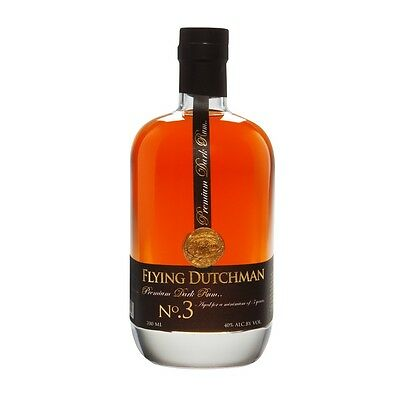 Flying Dutchman Premium Dark Rum