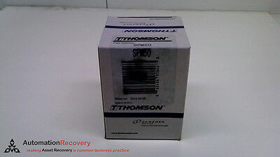 Thomson Spm50 , Round Rail Ball Bushing 50Mm Closed, Super Series, New #216180