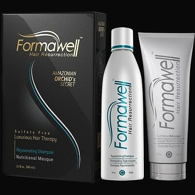 Formawell-Hair-Resurrection Therapy Kit 8oz.  Formaldehyde and Keratin Free.