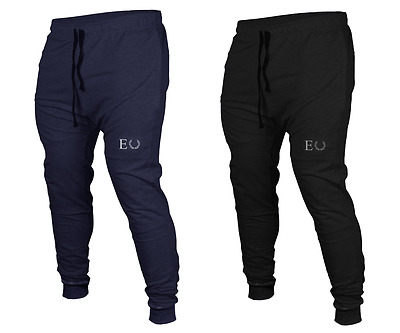 ECHT. Tech Tapered Joggers GYM TRACKIES RUNNING SHORTS MENS PANTS ZIP TRACK PANT