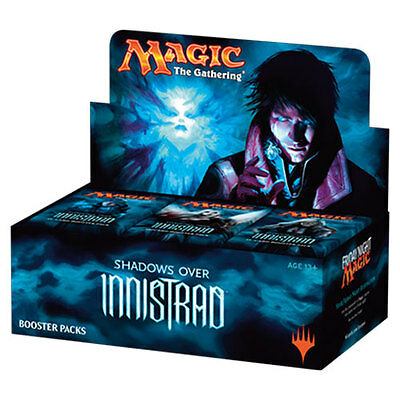 Caja Sellada Sealed Shadows Over Innistrad