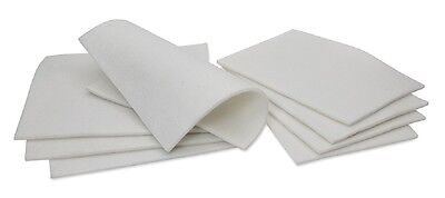 Shires Bandage Pads Foam inner with cotton outer covering. Set of 4.