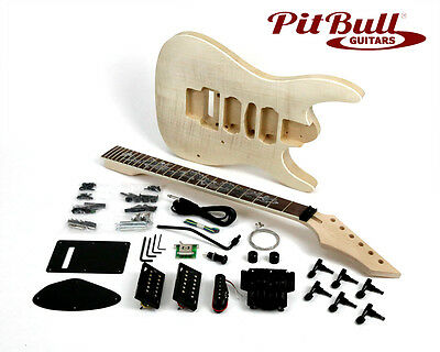 Pit Bull Guitars IB-1 Electric Guitar Kit