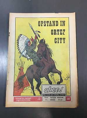 Ohee! Nr 382, 1970 - Opstand in Ortez City (Oh5)