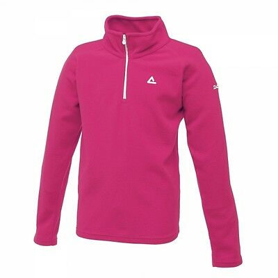 Dare 2b Girls Freeze Jam Lightweight Warm Jumper Fleece - Jem Pink