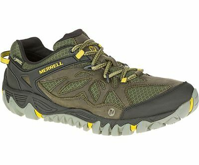 Merrell Men's All Out Blaze Vent Gore-Tex (Olive)