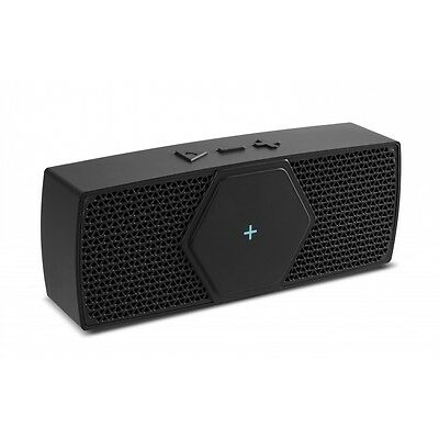 TecPlus Geo Mini Bluetooth Speaker - Black