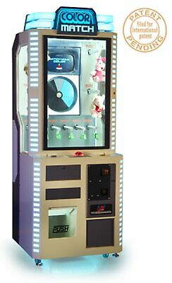 LAI Games Color Match Club Arcade Game