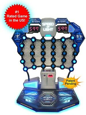 LAI Games Speed of Light Arcade Game