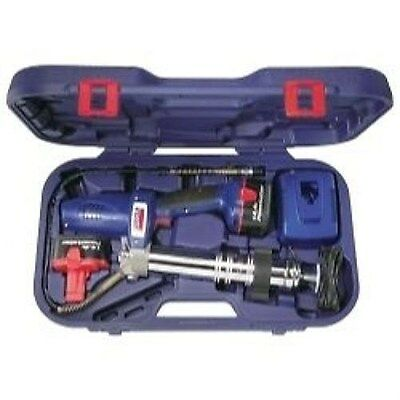 14.4 Volt Grease Gun Kit with 2 Batteries Lincoln 1444