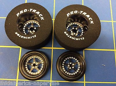 Pro Track Black Star 1 5/16 x 500 Rear & Front Drag Tire  Naperville
