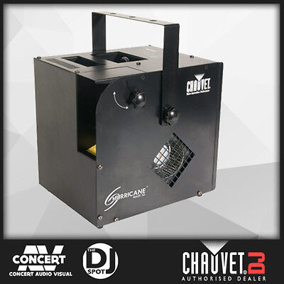 Chauvet Hurricane Haze 2D Water Based Haze Machine with DMX and Timer, DJ, Party