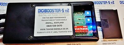 Digibooster-Std5. Standalone Vnt Turbo Controller - Directly Controls The Turbo