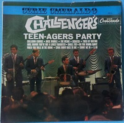 # Challengers TEEN-AGERS PARTY Italy 1967 TOP RARE BEAT LP-R00170