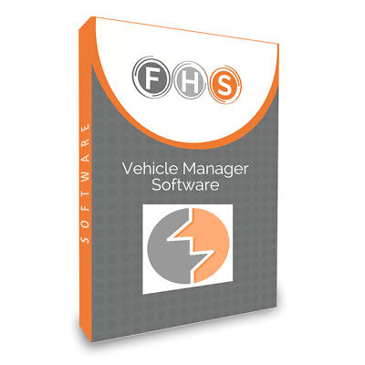 Vehicle Management  Database Software EASY TO USE Suit Mechanics/Garages