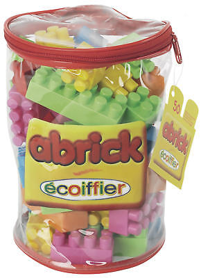 ECOIFFIER 486 - Sac tube abrick 50 pieces