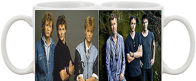 A-Ha Now And Then Fans Mug *great Gift* Uk Seller