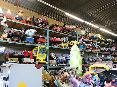 Huge Selection Of Coin Operated Kiddie Rides Ride Pick And Chose Make An Offer
