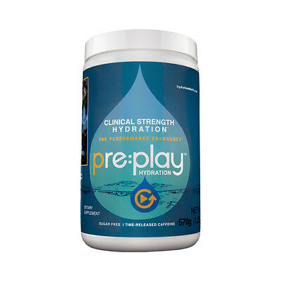 Pre:Play Hydration by Hydration Health Products  compare to hydra burst