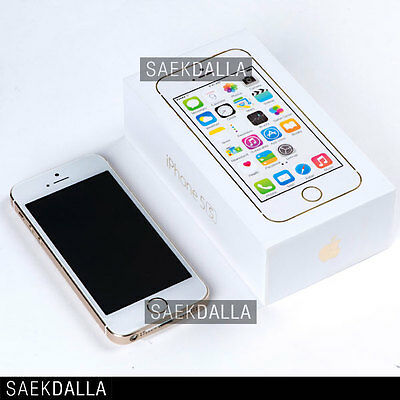 Apple iPhone 5S - 16GB Gold Factory Unlocked GSM SmartPhone AT&T & T-Mobile