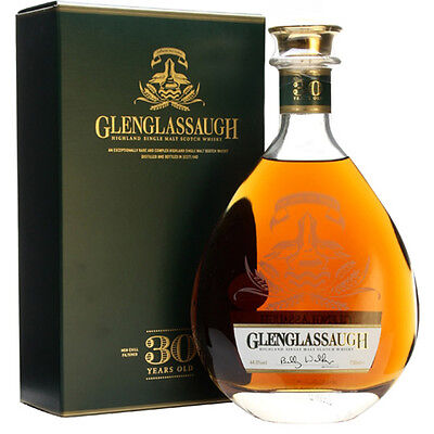 Glenglassaugh 30 Year Old  Single Malt Scotch Whisky 700mL