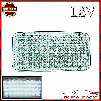 36 LED SMD 12V Car Ceiling Dome Roof Interior Light Lamp On/Off Switch NEW