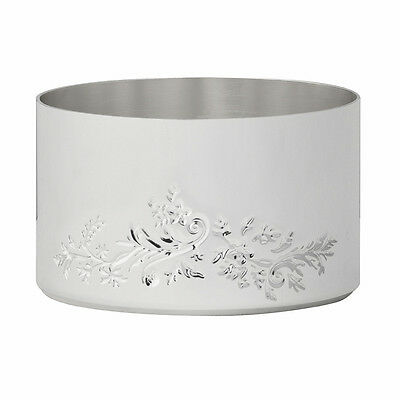 Vera Wang BY Wedgwood Lace Bouquet Wine Coaster - RRP $99.95