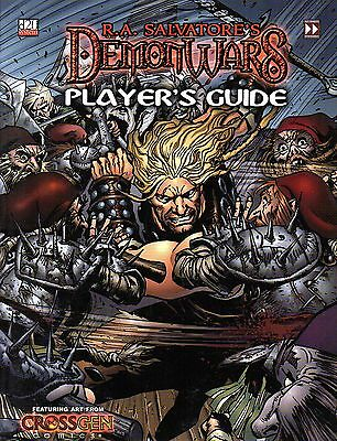DEMONWARS-PLAYER´S GUIDE-RPG-Roleplaying Game-d20-(SC)-very rare