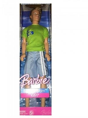 Barbie Beach Glam Ken by Mattel 2006