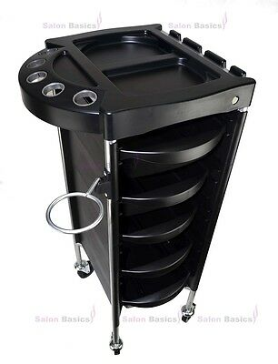 TOP Quality Salon Beauty Spa Hairdresser Hair Coloring Trolley Furniture