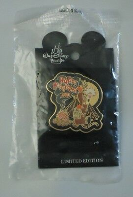 TIGGER HAPPY HALLOWEEN 2002 TRICK or TREAT SERIES WDW DISNEY PIN 16851 NIP SS