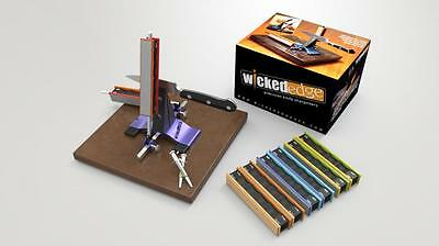 Wicked Edge Pro Pack I with PaperStone(R) Base included - WE100PR1