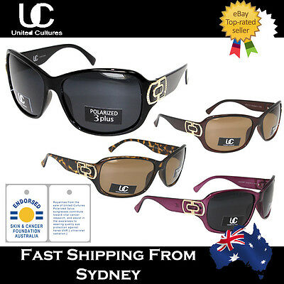 Cancer Council Styles Ladies Fashion Polarized Sunglasses