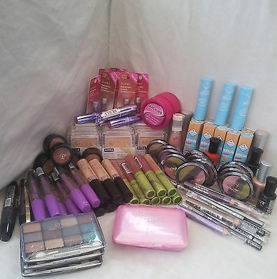 6x MIXED BRANDED MAKE UP WHOLESALE BUNDLE FOR MEDIUM SKIN