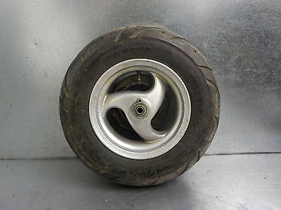 Piaggio Typhoon 125 2T Front Wheel With Tyre 120-90-10 3.42Mm