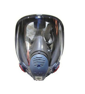 Free Shipping For 3m 6800 Gas Mask Full Facepiece Respirator
