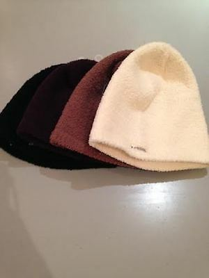 Kangol Flock Pull On Beanie One Size Black Friday Sale  £3.99 Rrp £29.99