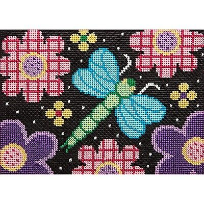 Canoodles-- Dragonfly -- Needlepoint Kit. Delivery is Free