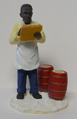 VINTAGE! 1996 Coca-Cola Town Square Collection Shopkeeper #64345